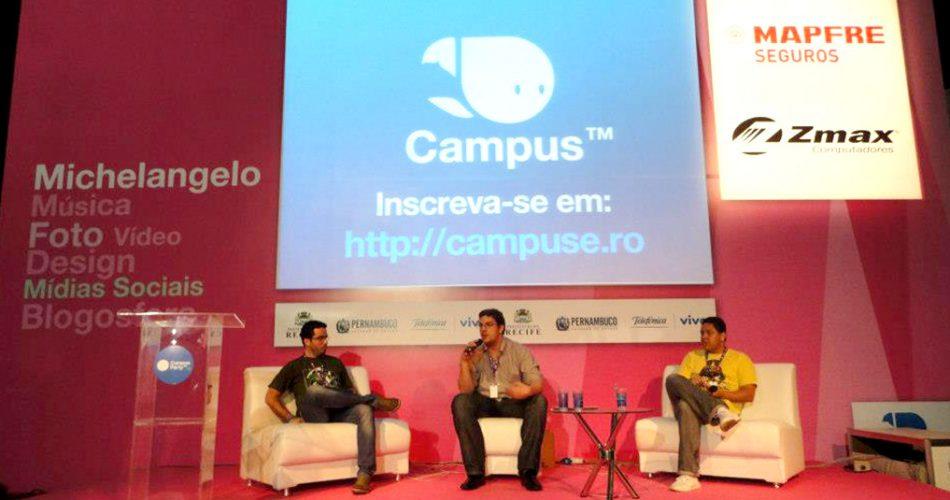 Leonardo Leitão é mais uma vez co-curador da Campus Party Recife