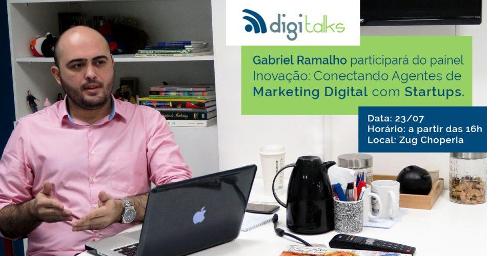 Gabriel Ramalho participa do Meeting Digitalks 2015