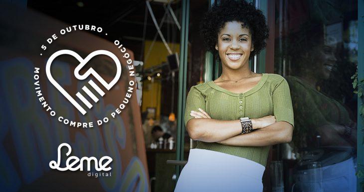 Leme Digital apoia o movimento Compre do Pequeno Negócio