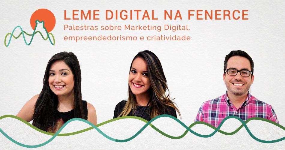 Leme Digital participa da FENERCE 2015